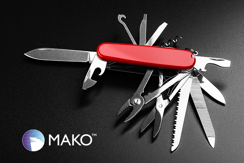 Mako - the Swiss Army knife of SDKs!
