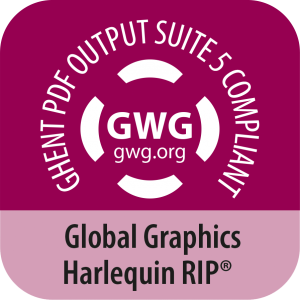 Harlequin RIP® gains Ghent PDF Output Suite 5 compliancy