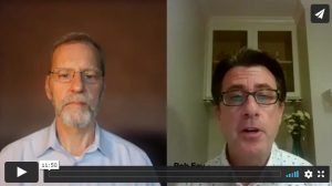 Martin Bailey, CTO, Global Graphics Software, and Rob Fay of Digimarc