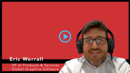 Global Graphics Software's Eric Worrall talking about Smart DFEs
